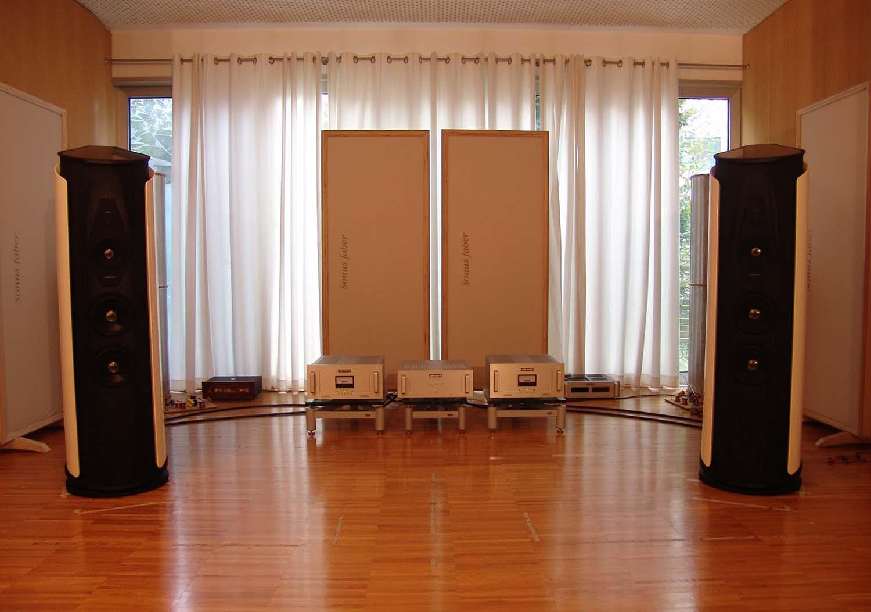 Tư vấn, thiết kế phòng nghe, phòng xem phim gia đình
